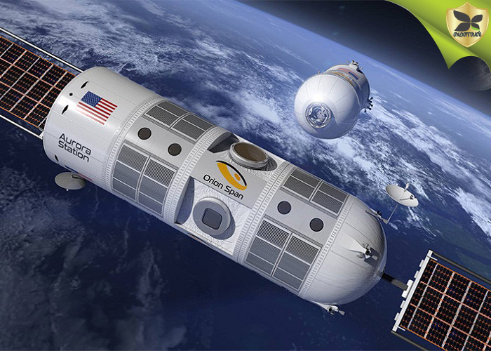 Worlds First Ever Luxury Space Hotel Starts From 9.5M Dollar
