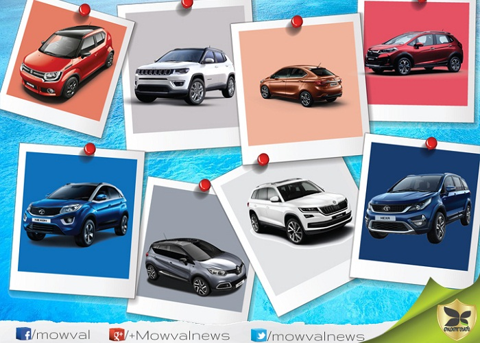 Eight Best Completely New Car Models Launched In India On 2017